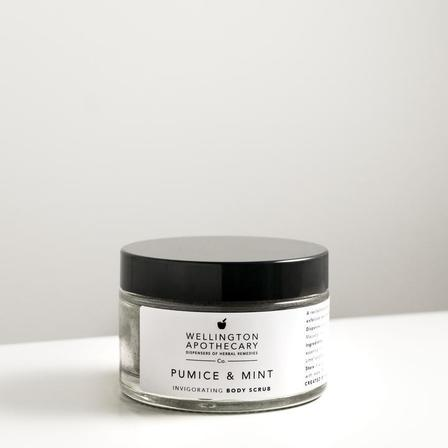 Wellington Apothecary Pumice & Mint Body Scrub