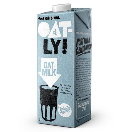 Oatly Original Oat Milk 1L
