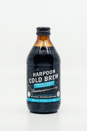 Harpoon Cold Brew Concentrate