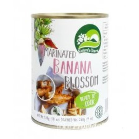 Nature's Charm Marinated Banana Blossom 510g