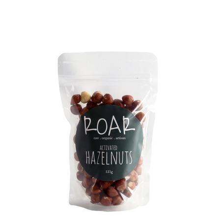Roar activated Hazelnuts 250g